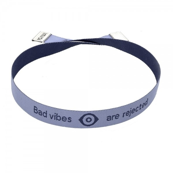 Bad vibes are rejected