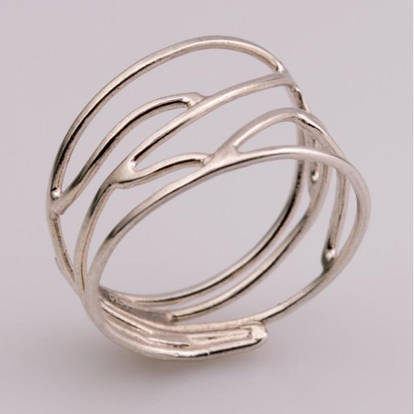 Silver 925 ring handmade