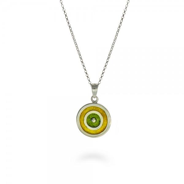 Eye pendant silver 950 KON-EYE/RG-S