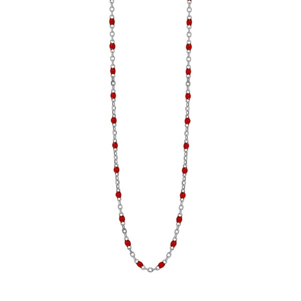 Pendant silver 925° with red stones PS/8B-KD167-1C