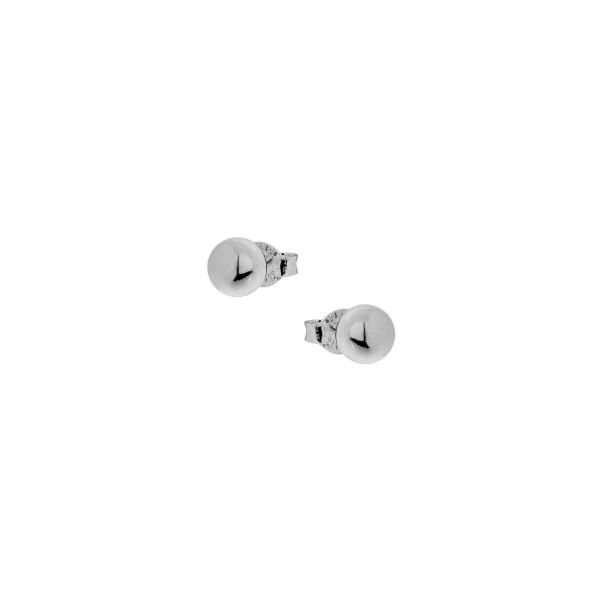 Σκουλαρίκια φούσκες από ασήμι 925° PS/9A-SC114