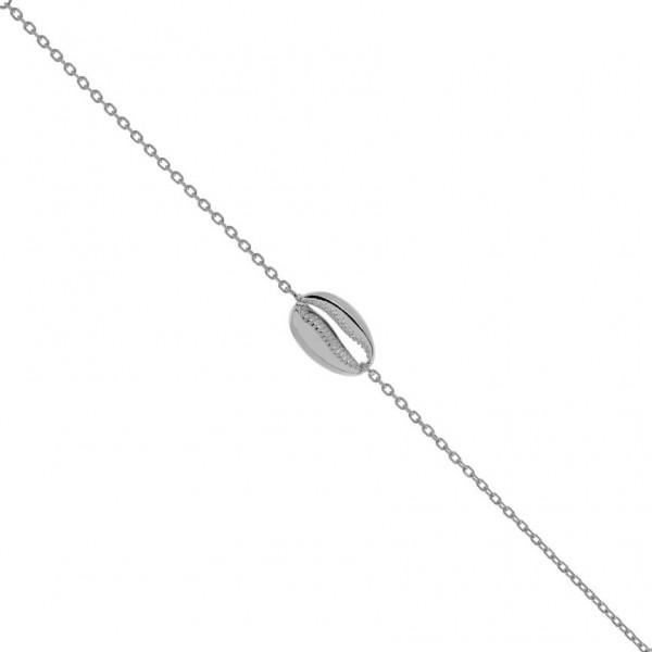 Bracelet seashell silver 925° PS/8B-BR157