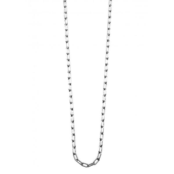Κολιέ ασήμι 925 επιπλατινωμένο GRE-59519