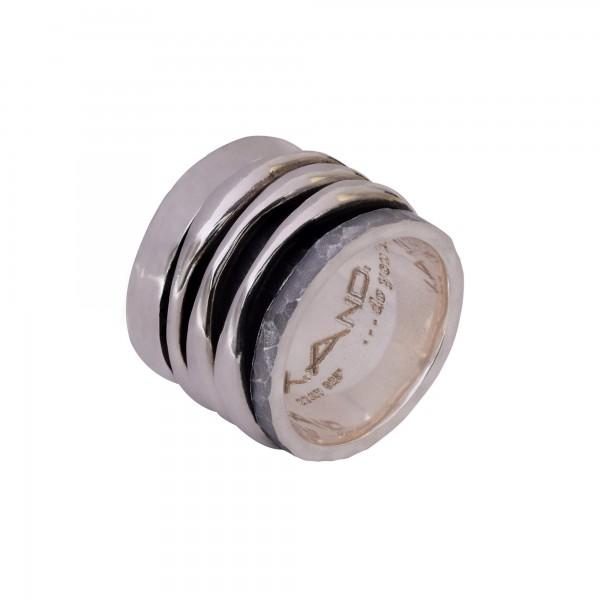 Χειροποίητο Δαχτυλίδι Ασήμι 925 KD-1223