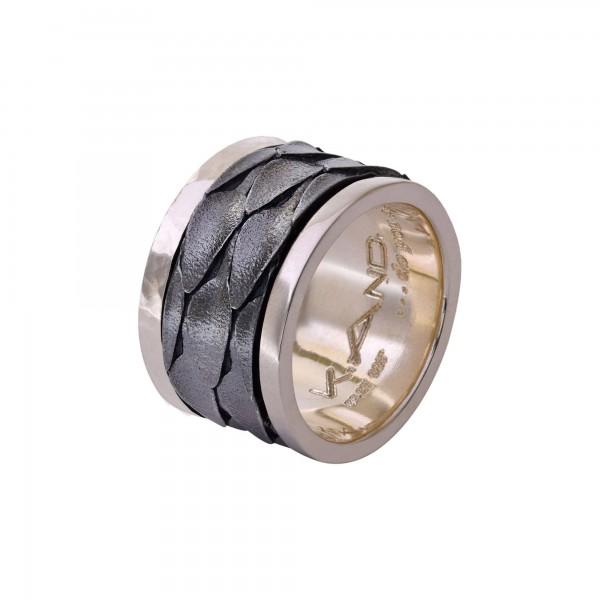 Χειροποίητο Δαχτυλίδι Ασήμι 925 KD-1200A
