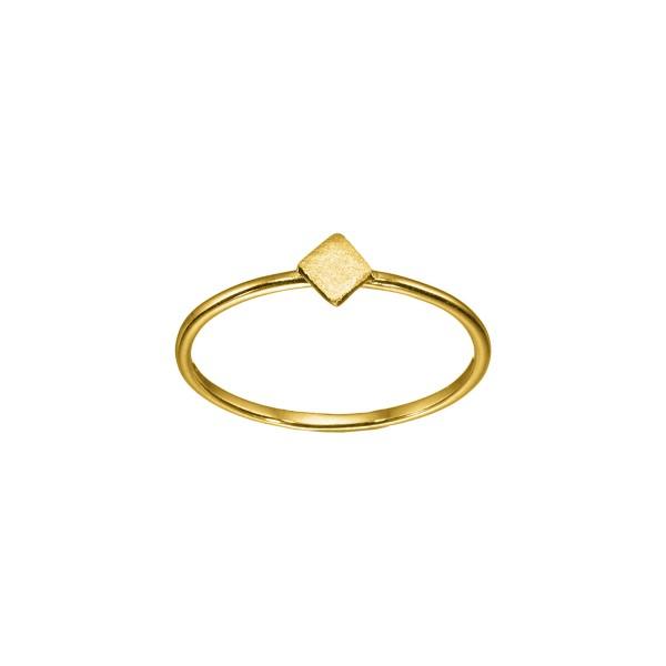 Χειροποίητο Δαχτυλίδι Χρυσό Κ14 KRI-D/E172