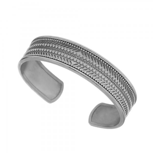 Vassia Kostara Βραχιόλι ασήμι 925 επιπλατινωμένο GRE-61168