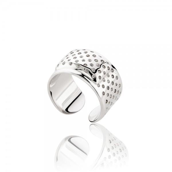 HONOR Band Aid δαχτυλίδι ασήμι 925