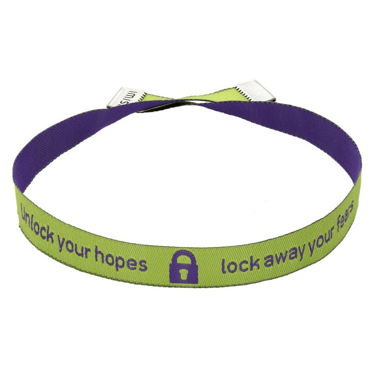 Unlock your hopes, lock away your dreams